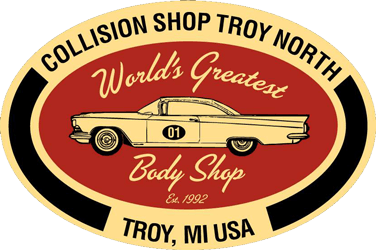 The Collision Shop Troy North - logo
